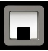 GlückAufWürfel Grau passend für Hörspielfiguren mit Magnetfuß