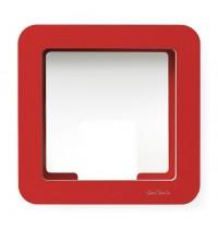 GlückAufWürfel Rot passend für Hörspielfiguren mit Magnetfuß