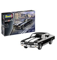 Revell - 1968 Chevy Chevelle SS 396