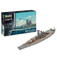 Revell - Musashi