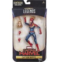 Hasbro - Captain Marvel - 15 cm große Marvel Legends Captain Marvel Figuren