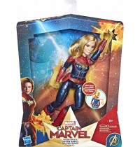 Hasbro - Captain Marvel Elektronische Superheldin