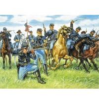 Italeri - 1:72 Vereinte Kavallerie 1863