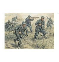 Italeri - 1:72 Deutsche Infanterie