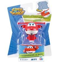 SWG Super Wings Transform-a-B SWG Super Wings Transform-a-Bots Jett