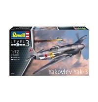 Revell - Model Set Yakovlev Yak-3