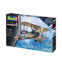 Revell - Model Set British Legends - Sopwith Camel