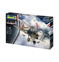 Revell - Model Set British Legends - S.E. 5a