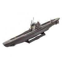 Revell - Model Set German Submarine Type VII C/41