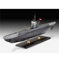 Revell - Model Set German Submarine Type IIB