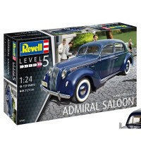 Revell - Model Set Luxury Class Car Admiral Saloon