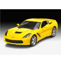 Revell - Model Set 2014 Corvette Sting