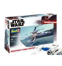 Revell - Model Set Resistance X-Wing Fighter