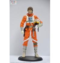 SW Luke Snowspeeder Pilot ATTAKUS, Limitiert: 1500 Stück, Höhe 18,5cm