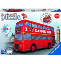 London Bus             3D Son