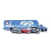 "Ford FK 3500 Autotransporter Ford FK 3500 Autotransporter """"Ford Köln"""""