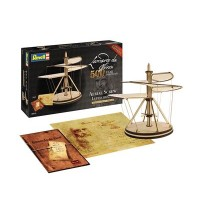 Revell - Leonardo da Vinci: Luftschraube