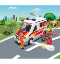 Revell - Junior KIT - Rettungswagen mit Figur