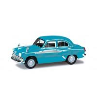 Moskwitsch 403, pastellblau