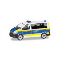 VW T6 Bus, Polizei Brandenbur