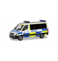 MB Sprinter`13 Bus FD, Polis