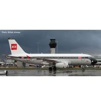 A319 BA-BEA Retro  G-EUPJ