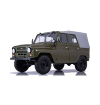 UAZ-469 cabrio   1:18