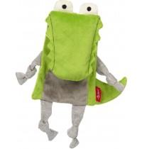 sigikid - Urban Baby Edition - Schnuffeltuch Krokodil