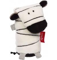 sigikid - Urban Baby Edition - Stabquietsche Zebra
