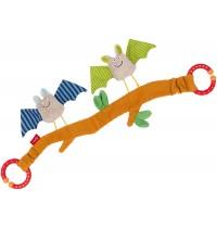 sigikid - Baby Activity - Wagenkette Fledermaus