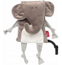 sigikid - Urban Baby Edition - Schnuffeltuch Elefant