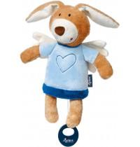 sigikid - Blue Collection - Spieluhr Hase