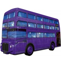 Knight Bus Harry Potte 3D Son