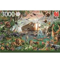 Jumbo Spiele - Die Arche Noah - 3000 Teile