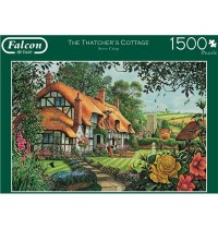 Jumbo Spiele - The Thatcher's Cottage - 1500 Teile