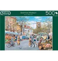 Jumbo Spiele - Skipton Market - 500 Teile
