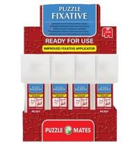 Jumbo Spiele - Puzzle Mates Fixative (12 Stück im Display - Bestelleinheit   12)