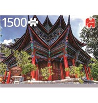 Jumbo Spiele - Chinesischer Tempel - 1500 Teile