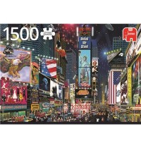 Jumbo Spiele - Times Square, New York - 1500 Teile