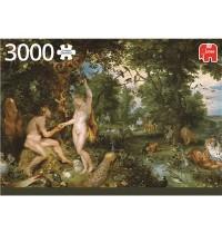 Jumbo Spiele - Rubens, Der Garten Eden - 3000 Teile