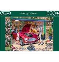 Jumbo Spiele - Grandad's Garage - 500 Teile