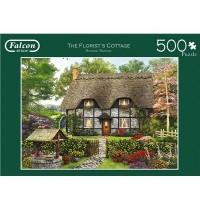 Jumbo Spiele - The Florist's Cottage - 500 Teile