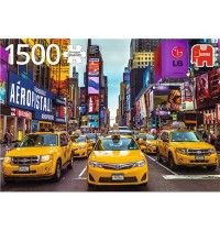 Jumbo Spiele - New York Taxis - 1500 Teile