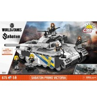 COBI - World of Tanks - Sabaton Primo Victoria