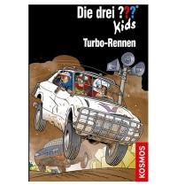 KOSMOS - Die Drei ??? Kids - Turbo Rennen