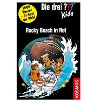 KOSMOS - Die Drei ??? Kids - Rocky Beach in Not
