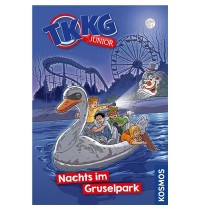 KOSMOS - TKKG Junior - Nachts im Gruselpark
