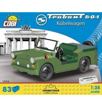 COBI - Youngtimer Collection - Trabant 601 Kübelwagen