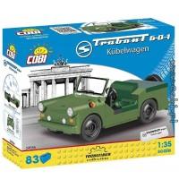 COBI - Youngtimer Collection - Trabant 601 Kübelwagen