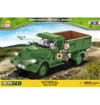 COBI - Small Army - Mercedes Benz L3000 S